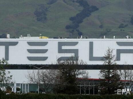 На заводі Tesla під Фрімонтом уже була пожежа 2018 року