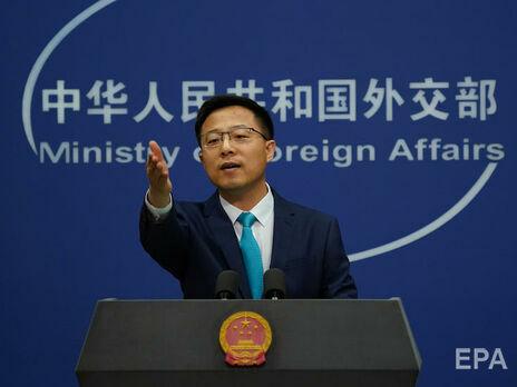 Китай вимагає захистити законні права та інтереси своїх компаній в Україні, сказав Ліцзяні
