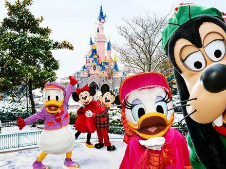 Disneyland в Париже не откроется 2 апреля