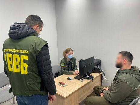 Россиянин не сможет попасть в Украину в течение трёх лет