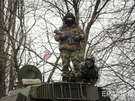 После боя боевики заняли позиции врайоне Водяного,— агентура
