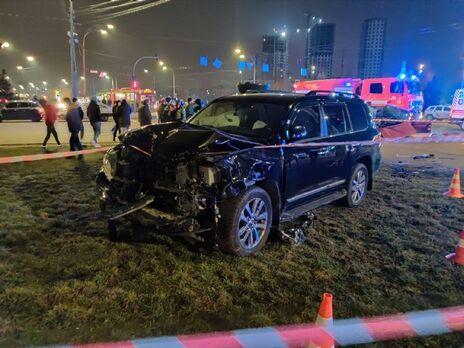 Водія Toyota повідомили про підозру