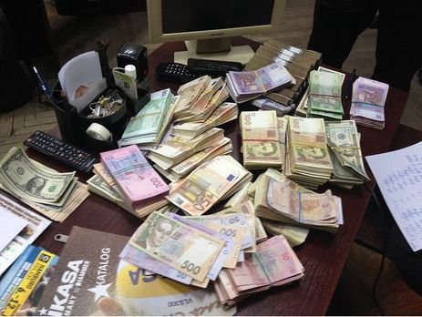 СБУ заблокировала вОдессе выведение денег воффшоры