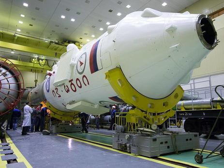 Через два года'Союз в последний раз доставит на орбиту американца