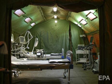 В Украине в больницах находится 43,5 тыс. пациентов с коронавирусом – Ляшко