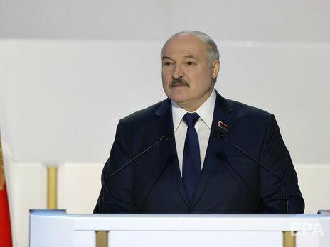 Лукашенко ответил на санкции