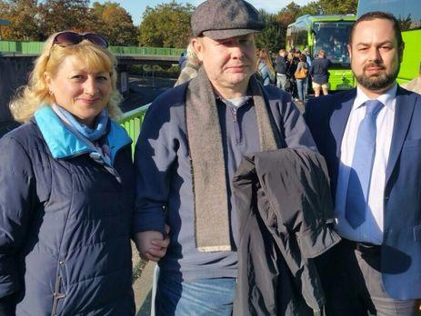 Жемчугов едет налечение вГерманию— посол Украины