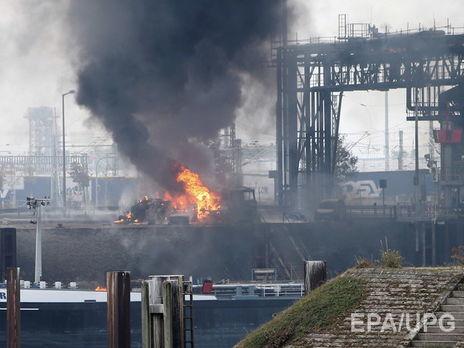 Несколько человек пострадали при взрыве назаводе BASF вГермании