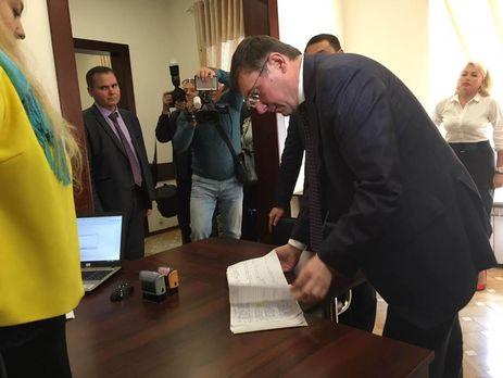 ВКиеве неизвестный проинформировал о минировании здания ГПУ