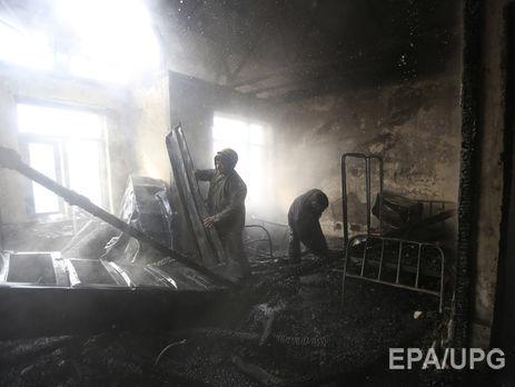 Навостоке Индии впожаре в клинике погибли неменее 20 человек