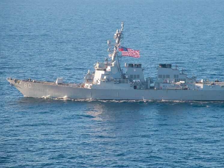 Заход американских эсминцев в Черное море отменен – СМИ