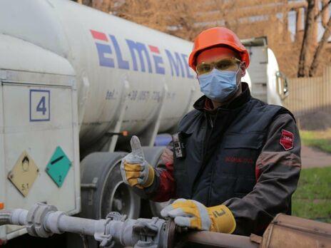 """Гендиректор """"Запорожстали"""" сообщил, что предприятие бесплатно передало 126 тонн сертифицированного кислорода украинским больницам"""