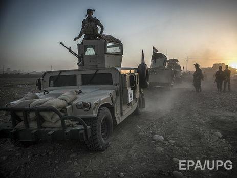 Курдские вооруженные формирования «расчистят» дорогу кМосулу для армии Ирака