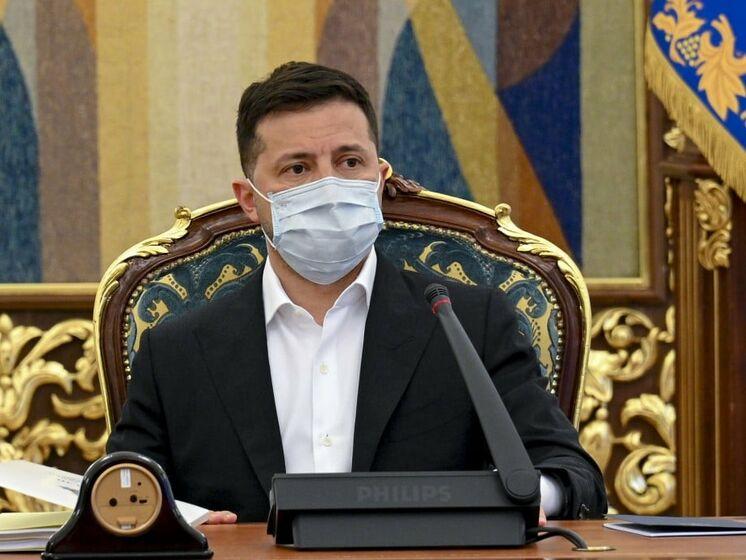 """Зеленский надеется, что ТКГ 28 апреля """"перезагрузит"""" режим прекращения огня на Донбассе"""
