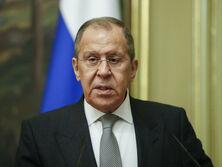 """Лавров заявил, что """"не навязываясь"""", предлагал Блинкену """"обнулить"""" меры США против российских дипломатов"""