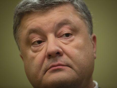 Порошенко: ВБерлине навстрече «четверки» обсудили вопросы украинских заключенных вРФ