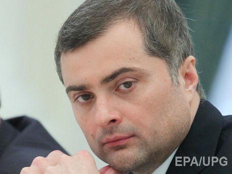 Власти Германии пояснили, как Сурков въехал встрану