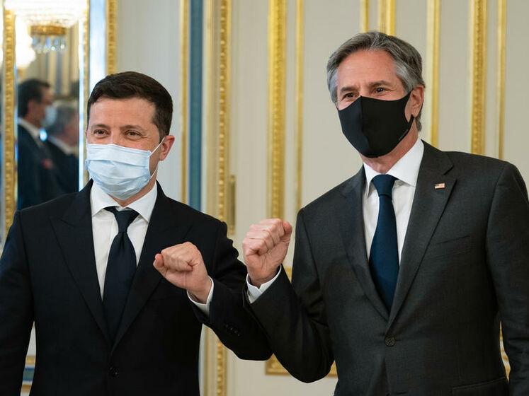 После визита Блинкена в Киев подготовка встречи Путина с Зеленским прекратится – Безсмертный