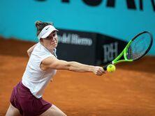Свитолина стартовала с победы на турнире WTA 1000 в Риме