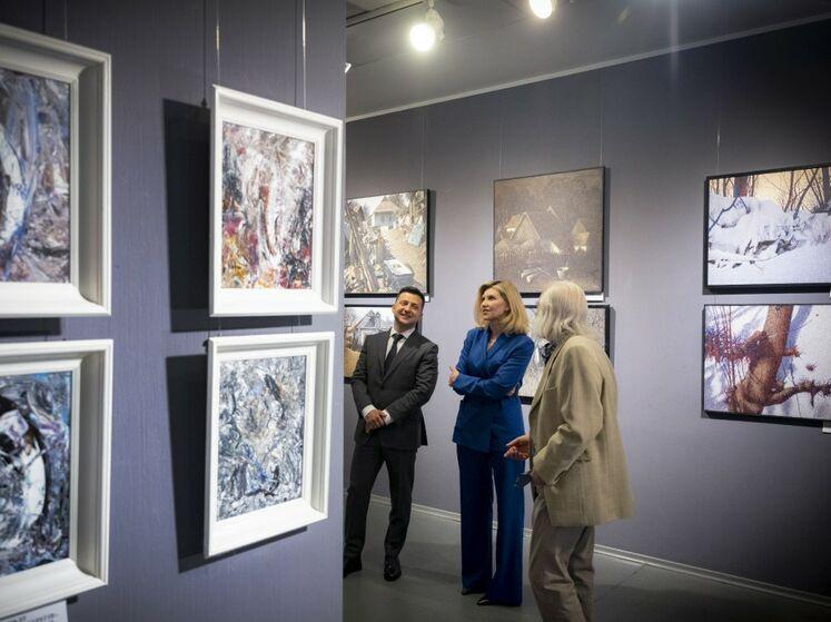 Зеленський запропонував художнику Марчуку приміщення для музею