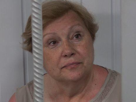 Суд продлил круглосуточный домашний арест коммунистке Александровской