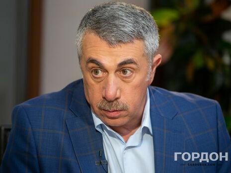 Комаровский: Коронавирус никуда не отступает, он ждет удобной ситуации. Она придет в октябре