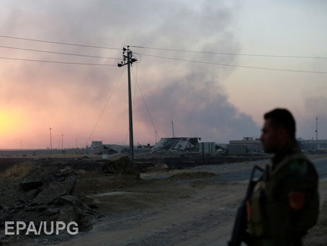 ВООН заявили омассовых убийствах мирных жителей близ Мосула