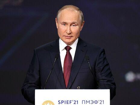 """Для продолжения контракта на транзит российского газа """"нужна добрая воля Украины"""", сказал Путин"""