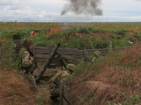 Оккупанты пошли ватаку наДонбассе: Украина потеряла защитника страны