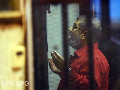 Вердикт Мурси поделу обеспорядках 2012 года— всиле