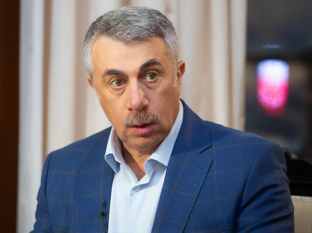 Комаровский рассказал, в каких ситуациях опасен черный грибок, выявлен