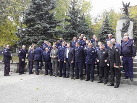 Руководитель Запорожской милиции подал вотставку