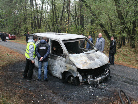 ВПитере арестован мужчина, застреливший годом ранее 3-х инкассаторов вЧерниговской области