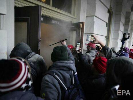 """Байден назвал """"нелепым"""" сравнение Путиным оппозиции в России с участниками штурма Капитолия"""