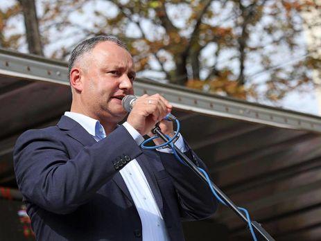 Крым принадлежит РФ,— кандидат впрезиденты Молдавии