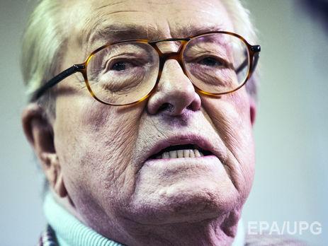 Европарламент лишил иммунитета Жан-Мари ЛеПена