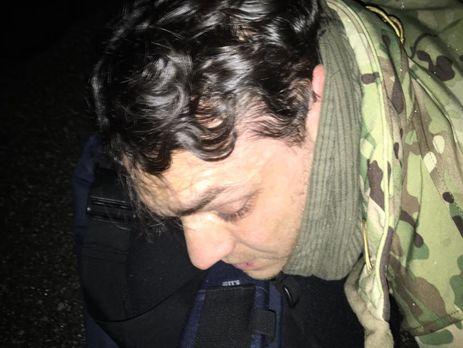 Встолице задержали жителя России, бежавшего изльвовской тюрьмы