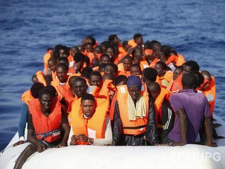 ВСредиземном море найдены тела 25 беженцев