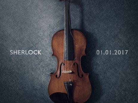 Новый сезон'Шерлока выйдет через два месяца
