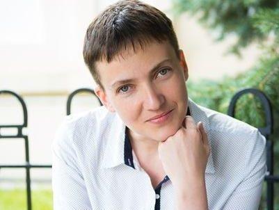 Вернулась изада,— Савченко поведала опоездке в Российскую Федерацию