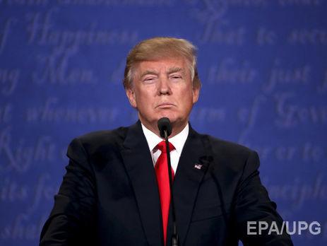 Трамп объявил, что репортеры его очерняют