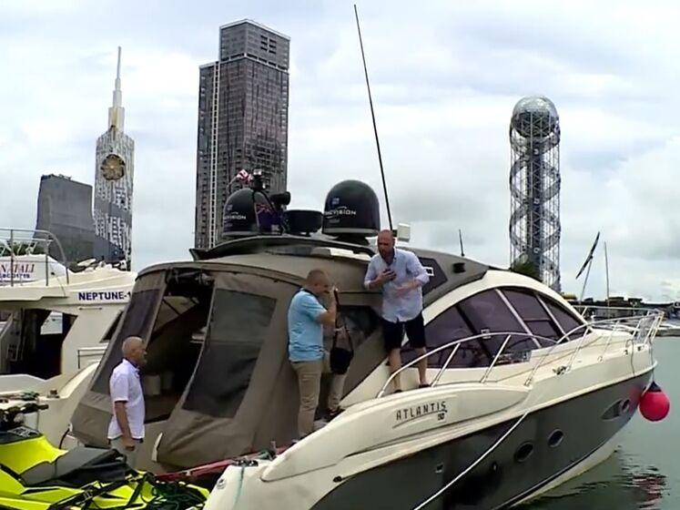 Освобожденные в Грузии украинские моряки отплыли в Одессу – Саакашвили