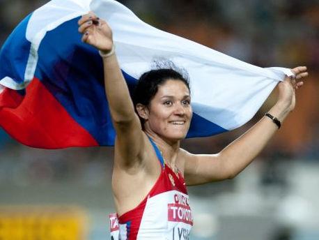 Русская атлетка отказалась возвращать медаль Олимпиады после скандала сдопингом