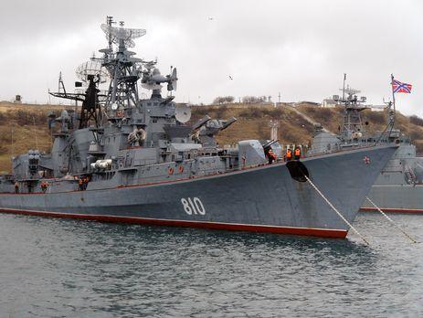 Сторожевой корабль «Сметливый» направился вСредиземное море