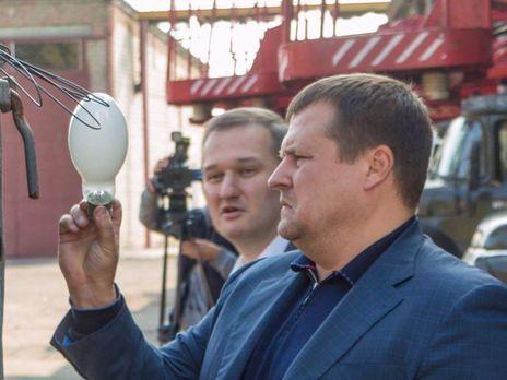 Борис Филатов вписал в декларацию билет на субориентальный полет в космос за 1,4 млн грн