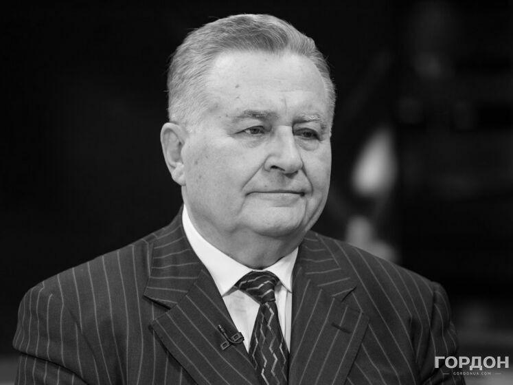 Умер Евгений Марчук