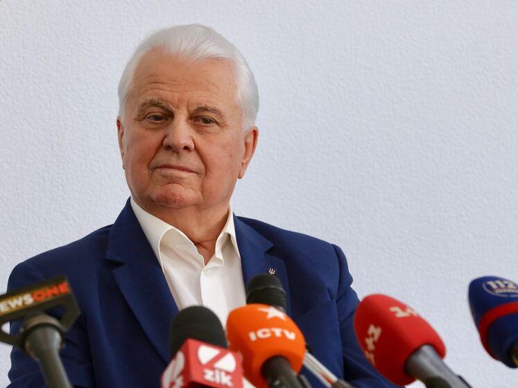 """""""Я верил России"""". Кравчук назвал свою самую большую ошибку на посту президента Украины"""