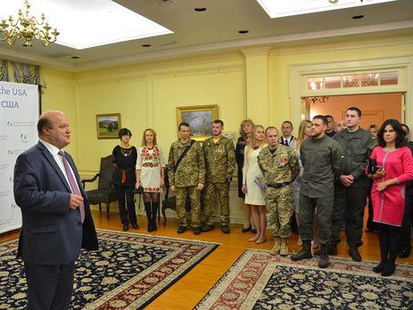 Участники АТО примут участие вмарафоне морской пехоты вСША