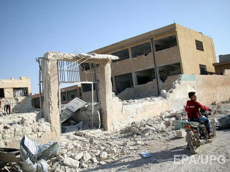 Опрос: 52% граждан России одобряют бомбардировки Сирии
