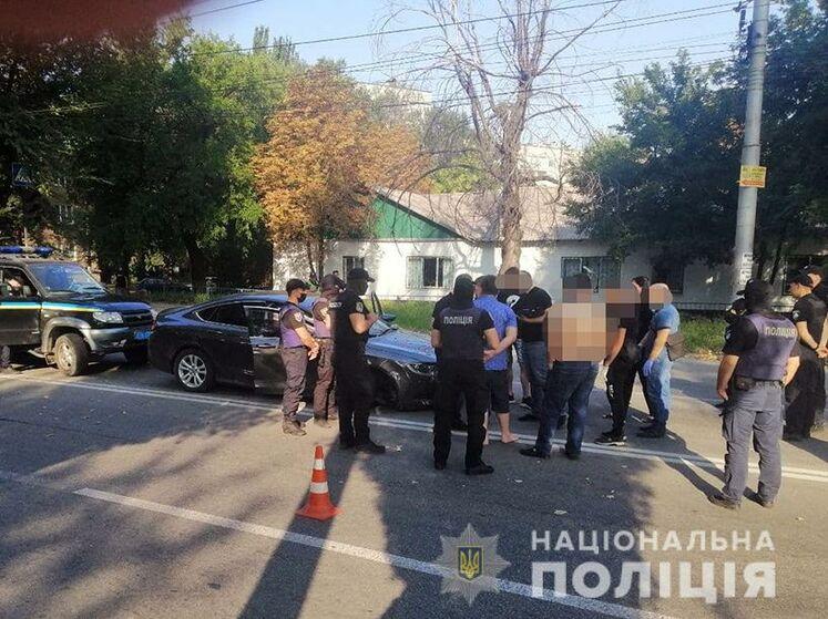 В Запорожье произошла стрельба, пять человек ранены – полиция